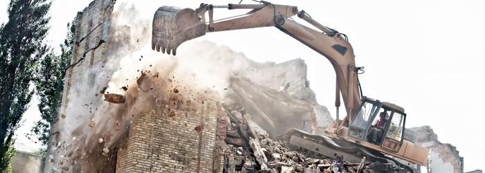 Riskli yapı yıkım süreci