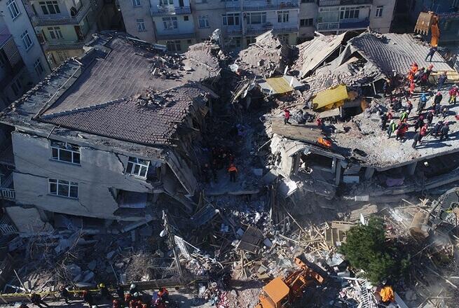 Deprem oluş nedenleri