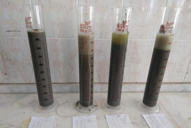 Sedimentasyon Deneyi